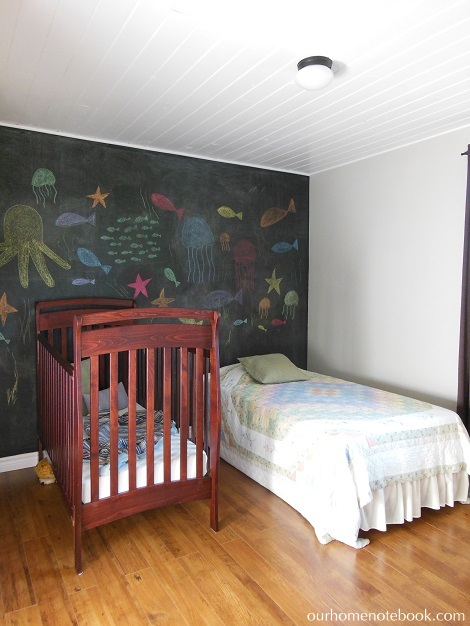 Kids Room After - Portrait view